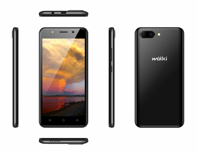 W5 SE-Black