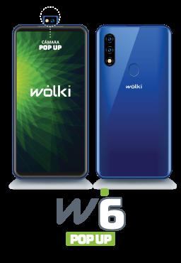 Wolki W6 Pop-up