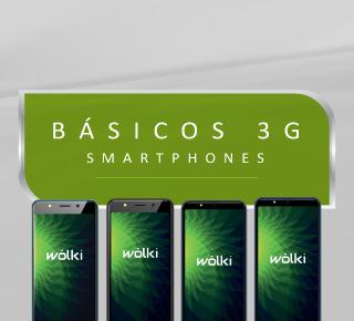 Smartphones Básicos 3G
