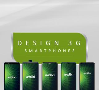 Smartphones Design 3G